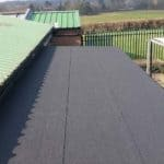 Commercial flat roof Horsham