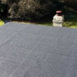 small flat roof Horsham