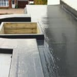Domestic flat roof Horsham