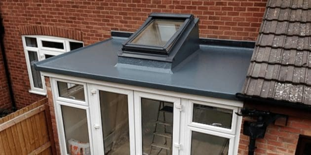 solihull-roofer-flat-roof