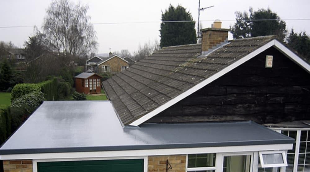 garage roof Solihull