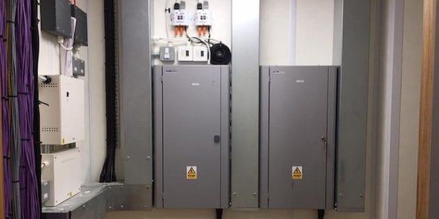 commercial electrics