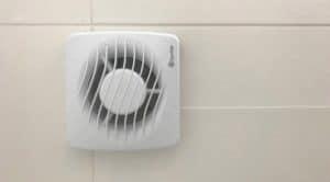 installing bathroom extractor fan