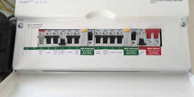 Fuse Box Replacement or Repair