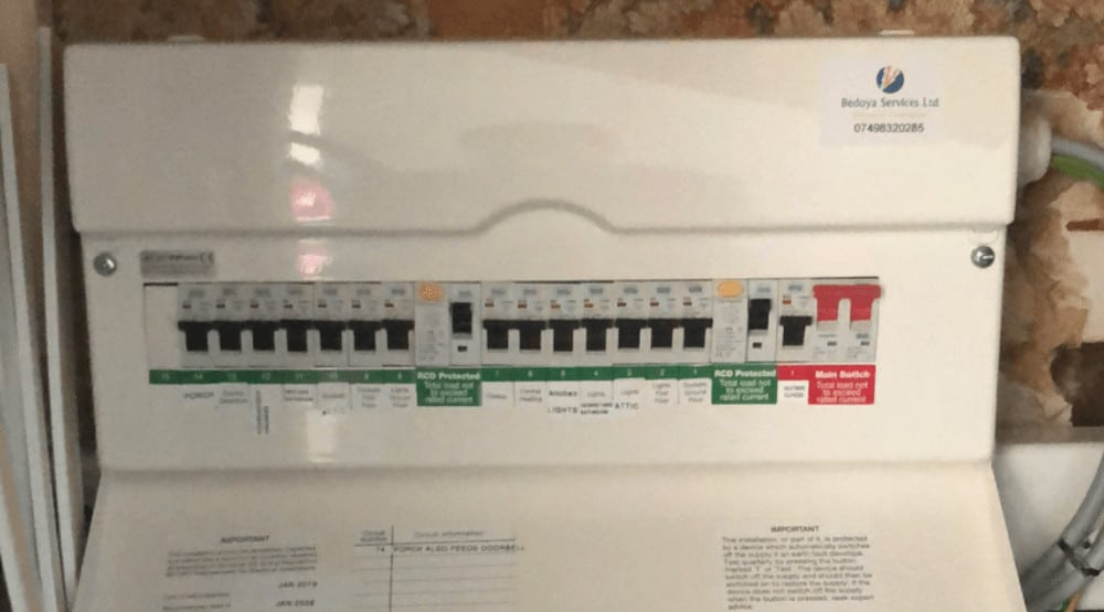 Electrical Installation Service Wimbledon