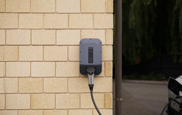 Eletric Vehicle Charging Point