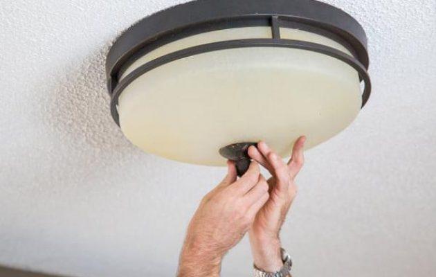 replace-light-fixture